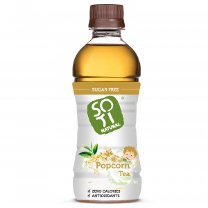 Herbata Popcorn Tea  340 ml x 24 szt