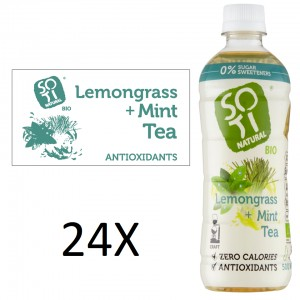 Mint + Lemongrass 24 x 340 ml